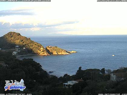 Webkamera Capo Sant Andrea